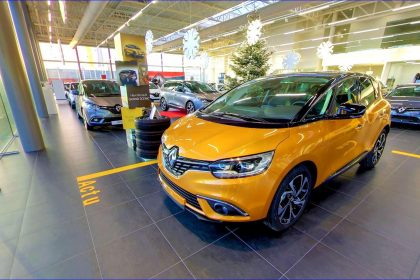 Renault A&P Mahy